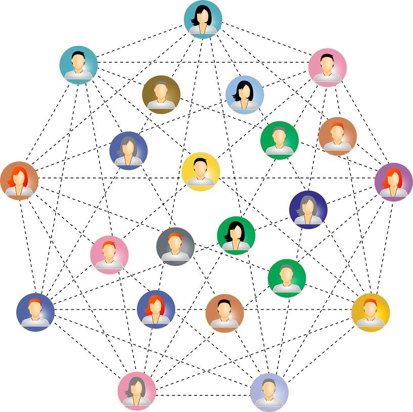 代理店ネットワークイメージ